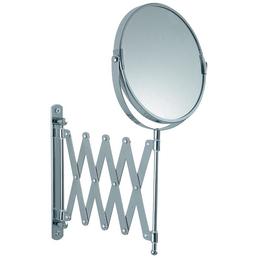 KRISTALLFORM Kosmetikspiegel »Vivienne«, B x H: 18 x 18 cm, rund