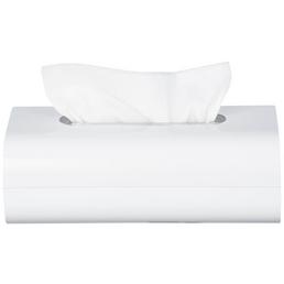 WENKO Kosmetiktuchspender »Oria«, Acryl, weiß