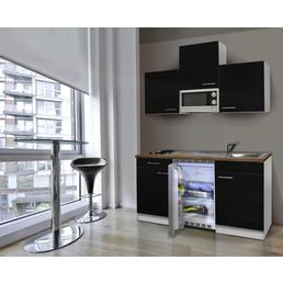 RESPEKTA Küchenblock »KB150WRMI«, mit E-Geräten, Gesamtbreite: 150 cm