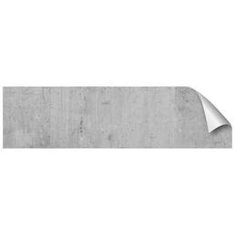 mySPOTTI Küchenrückwand-Panel, fixy, Betonoptik, 220x60 cm