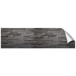 mySPOTTI Küchenrückwand-Panel, fixy, Steinoptik, 220x60 cm