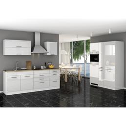 HELD MÖBEL Küchenzeile »Mailand«, mit E-Geräten, Gesamtbreite: 380cm