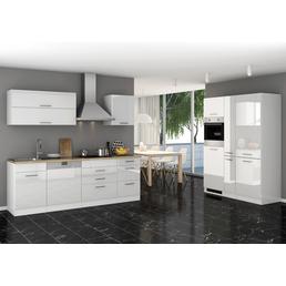 HELD MÖBEL Küchenzeile »Mailand«, mit E-Geräten, Gesamtbreite: 390cm