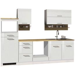 HELD MÖBEL Küchenzeile »Mailand«, ohne E-Geräte, Gesamtbreite: 270cm