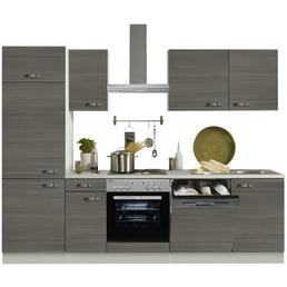 OPTIFIT Küchenzeile »OPTIkompakt«, ohne E-Geräte, Gesamtbreite: 270cm