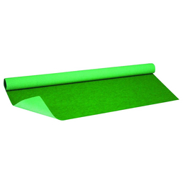 Kunstrasen, Breite: 200 cm, Florhöhe: 2 mm, grün, UV-beständig