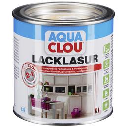 CLOU Lack-Lasur »AQUA«, für innen, 0,375 l, Buche, seidenmatt