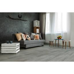 MODERNA Laminat, 8 Stk./1,6 m², 8 mm,  Beton gebürstet