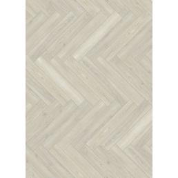 PARADOR Laminat »Trendtime 3«, 13 Stk./1,6 m², 8 mm,  Eiche Skyline weiss