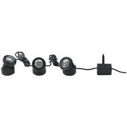 HEISSNER Lampe, 1,5 W, schwarzgrau