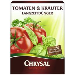 Chrysal Langzeitdünger, schützt vor Magnesiummangel, Eisenmangel & Blattverbrennung