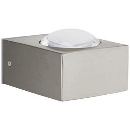 LUTEC LED-Außenleuchte »CRYSTAL«, 10 W, IP44, warmweiß