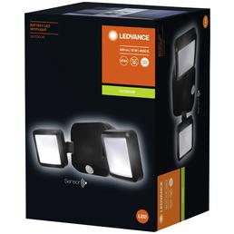 LEDVANCE LED-Außenstrahler, 4 W, inkl. Bewegungsmelder, IP54, kaltweiß