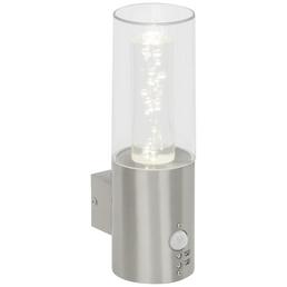 BRILLIANT LED-Außenwandleuchte »Arctic«, 7,2 W, inkl. Bewegungsmelder, IP44, neutralweiß