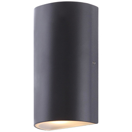 GLOBO LIGHTING LED-Außenwandleuchte »EVALIA«, 11 W