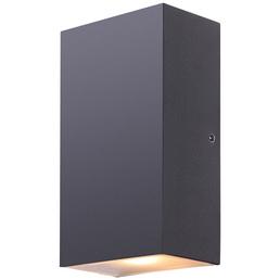 GLOBO LIGHTING LED-Außenwandleuchte »EVALIA«, 11 W, IP44, warmweiß