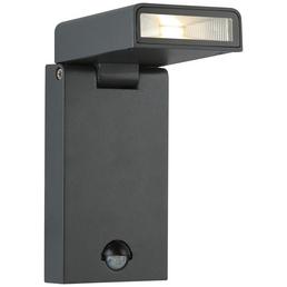 GLOBO LIGHTING LED-Außenwandleuchte »SPARROW«, 6,8 W, inkl. Bewegungsmelder