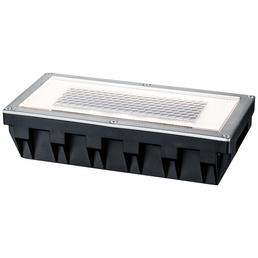 PAULMANN LED-Bodeneinbauleuchte »Outdoor Solar Box«, 0,6 W, IP67, warmweiß