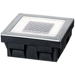 PAULMANN LED-Bodeneinbauleuchte »Outdoor Solar Cube«, 0,24 W, IP67, warmweiß