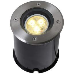 NÄVE LED-Bodeneinbauleuchte »Savona«, 3 W, IP67, warmweiß