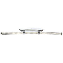 LED-Deckenleuchte »CANDY« chromfarben 1-flammig, inkl. Leuchtmittel in neutralweiß
