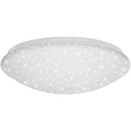 BRILONER LED-Deckenleuchte, dimmbar, Kunststoff/Metall