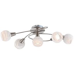 GLOBO LIGHTING LED-Deckenleuchte »ELLIOTT«, E14, inkl. Leuchtmittel in warmweiß