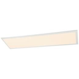 LED-Deckenleuchte »ROSI« weiß 1-flammig, inkl. Leuchtmittel in warmweiß