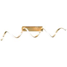 wofi® LED-Deckenleuchte »RUSSELL«, dimmbar, Silikon/Metall
