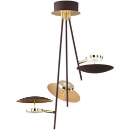 wofi® LED-Deckenleuchte »SALEM«, inkl. Leuchtmittel in warmweiß