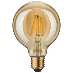 PAULMANN LED-Leuchtmittel, 7,5 W, E27, 2500 K, warmweiß, 550 lm