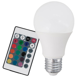 EGLO LED-Leuchtmittel »Colours«, 6 W, E27, 3000 K, 470 lm