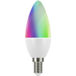 MÜLLER LICHT LED-Leuchtmittel, E14, RGBW (mit Weiß), 470 lm