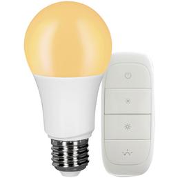 MÜLLER LICHT LED-Leuchtmittel, E27, warmweiß, 806 lm