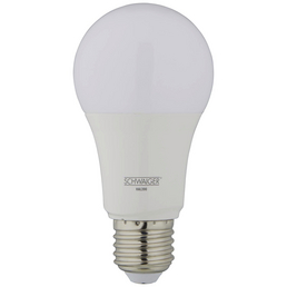 SCHWAIGER LED-Leuchtmittel »HOME4YOU«, 9 W, E27, 2700 – 6500 K, 806 lm