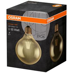 OSRAM LED-Leuchtmittel »Vintage 1906«, 7 W, E27, 2500 K, warmweiß, 725 lm