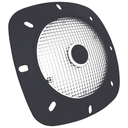 LED-Magnet-Scheinwerfer, Kunststoff, grau, geeignet für: Pool-Beleuchtung