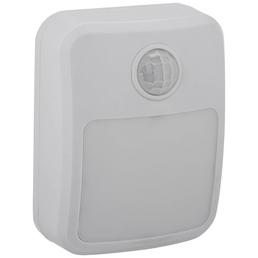 REV LED-Nachtlicht mit Bewegungsmelder weiß 1-flammig 1 W 7,2 x 9 x 8,2