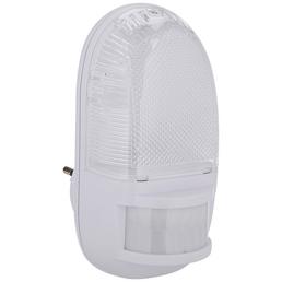 REV LED-Nachtlicht mit Bewegungsmelder weiß 1-flammig 1W6,5x14x7cm
