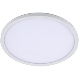 CASAYA LED Panel weiß 1-flammig, inkl. Leuchtmittel in warmweiß
