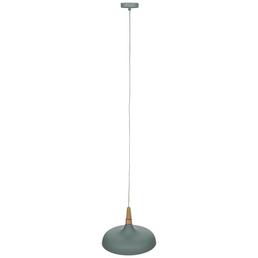 PAULMANN LED-Pendelleuchte »Neordic Juna«, dimmbar, Holz/Metall