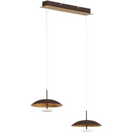 wofi® LED-Pendelleuchte »PIERRE«, inkl. Leuchtmittel in warmweiß