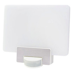 REV-Ritter LED-Sensor-Außenwandleuchte, 12 W, inkl. Bewegungsmelder