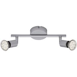 BRILONER LED-Spot »Deckenleuchte«, 2-strahlig, GU10, inkl. Leuchtmittel in warmweiß