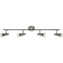 BRILONER LED-Spot »Deckenleuchte«, 4-strahlig, GU10, inkl. Leuchtmittel in warmweiß
