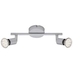 BRILONER LED-Spot »PICCO«, 2-strahlig, GU10, inkl. Leuchtmittel in warmweiß