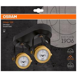 OSRAM LED-Spot »Vintage 1906«, 2-strahlig, GU10, inkl. Leuchtmittel in warmweiß