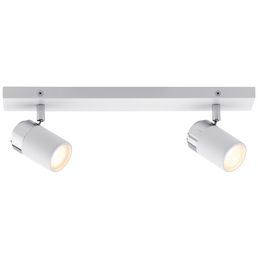 PAULMANN LED-Spotbalken »Zyli«, 2-strahlig, GU10, ohne Leuchtmittel