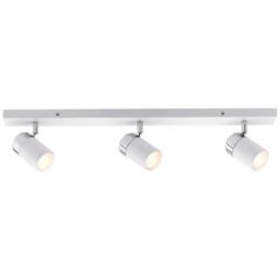 PAULMANN LED-Spotbalken »Zyli«, 3-strahlig, GU10, ohne Leuchtmittel