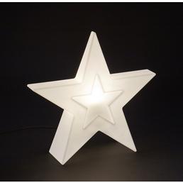 SCHEURICH LED-Stern »LUMEN STYLE«, weiß, Höhe: 40 cm